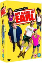 My Name Is Earl Complete Series 1-4 Collection DVD REGION 2 PLEASE READ ... - $58.95