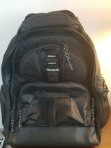 """Targus Rolling Notebook Backpack - Carrying 15.4"""" Black #TSB700 - $48.27"""
