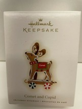 Hallmark Comet and Cupid ornament 2009 - $6.88