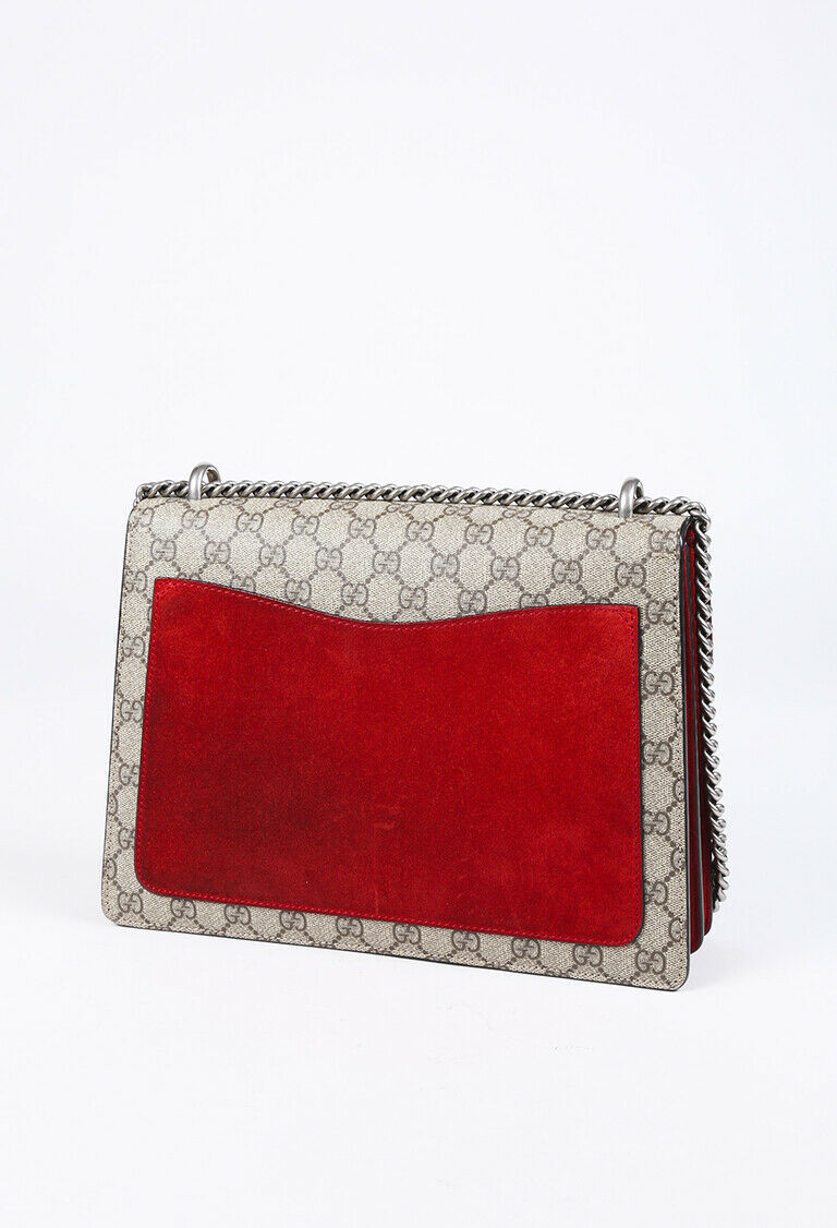 Gucci Medium Dionysus GG Supreme Shoulder Bag