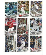 2017 TOPPS SERIES 1 & 2  #'S 251-500   STARS, ROOKIE RC'S - WHO DO YOU N... - $0.99+