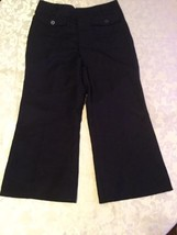 Girls-Size 12-French Toast-capri pants-blue shorts/uniform -Great for sc... - $10.99