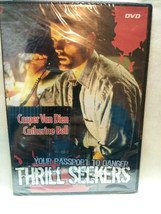 Thrill Seekers- Your Passport to Danger New Sealed- Region Free  - $4.95
