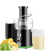 2 Speed Wide Mouth Fruit & Vegetable Centrifugal Electric Juicer - $62.92
