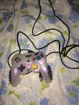 MadCatz Nintendo Gamecube Iridescent Game Controller 5626 Control Pad Pr... - $14.80