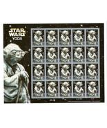 Yoda Star Wars stamp sheet #4205 - €14,07 EUR