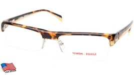 """New Alain Mikli ML1003 0002 Tortoise Eyeglasses Frame 56-19-133mm B30mm """"Read"""" - $72.26"""