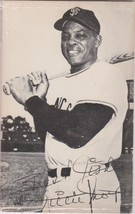 Willie Mays Signed Autographed Vintage Postcard - San Francisco Giants - $39.99