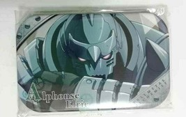 Fullmetal Alchemist Square Can Badge Button Alphonse Elric Hagaren Araka... - $23.75