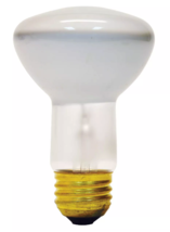 6 Pack General Electric 45w R20 Incandescent Light Bulbs White Indoor Floodlight image 3
