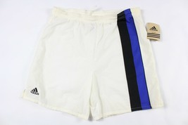 Vintage 90s Neuf Adidas Homme M Sort Out Croatie World Cup Soccer Short ... - $70.37