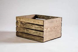 Darla'Studio 66 Rustic Wood Crate - $27.03