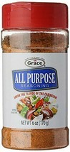 Grace All Purpose Seasoning 6 oz - $8.90