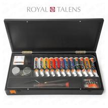 Royal Talens Oil Art Set in Premium Black Gift Box - 12 Paints - €143,51 EUR