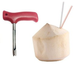 Red-C Coconut Opener Knife Tool for Opening Young Coco Water Tap - $8.90