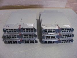 lot of 6 OEM HP 1GB ethernet pass- through for C-class blade system 406740-B21 - $705.24