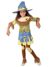 Princess Paradise Selena el Espantapájaros Niños Niñas Disfraz Halloween 4412 - $52.49