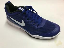 Nike Legend Trainer Mens Size 9.5 D Training( Royal Blue/White/Blk) 924... - $68.81