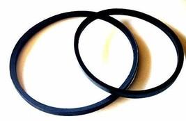 """New 2 Belt Set Central Machinery 10"""" M18 & M21 C112 44836 1016 B Drill Press - $19.79"""