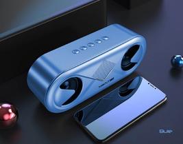 Portable Wireless Bluetooth 5.0 Speaker 4D Stereo Sound Loudspeaker - $68.60 CAD