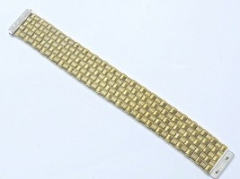 Roberto Coin 18Kt 5-Row Yellow Gold Appassionata Diamond Bracelet .39Ct image 2