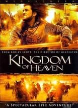 KINGDOM OF HEAVEN NEW DVD - $26.00