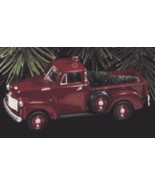 QX6105 All American Trucks #3 1953 GMC Truck 1997 Hallmark Keepsake Ornament - $14.84