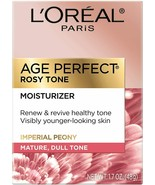 Face Moisturizer by L'Oreal Paris Skin Care I Age Perfect Rosy Tone Mois... - $14.01