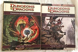 Dungeons & Dragons Dungeon Master's Guide: Roleplaying Game Core Rules Books 1 & - $38.56