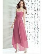 Bridesmaid / Cocktail Dress....8139...Pink...Size 6 - $59.40
