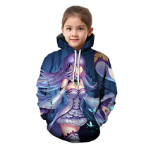Re Life In A Different World From Zero Emilia Girl Hoodie Pullover Sweat... - $24.99