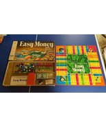 Board Game EASY MONEY Complete Milton Bradley Monopoly-type Banking 1974 - $11.88