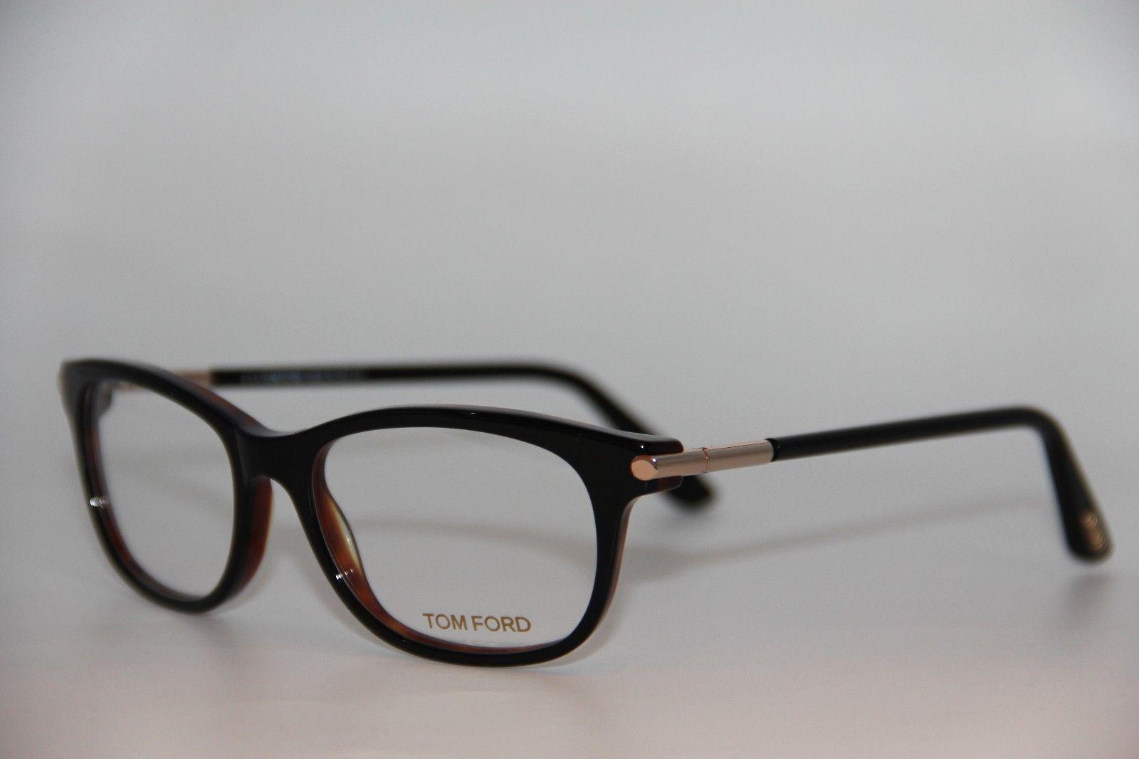 198da55858 New Tom Ford Tf 5237 001 Black Eyeglasses and 14 similar items. 57