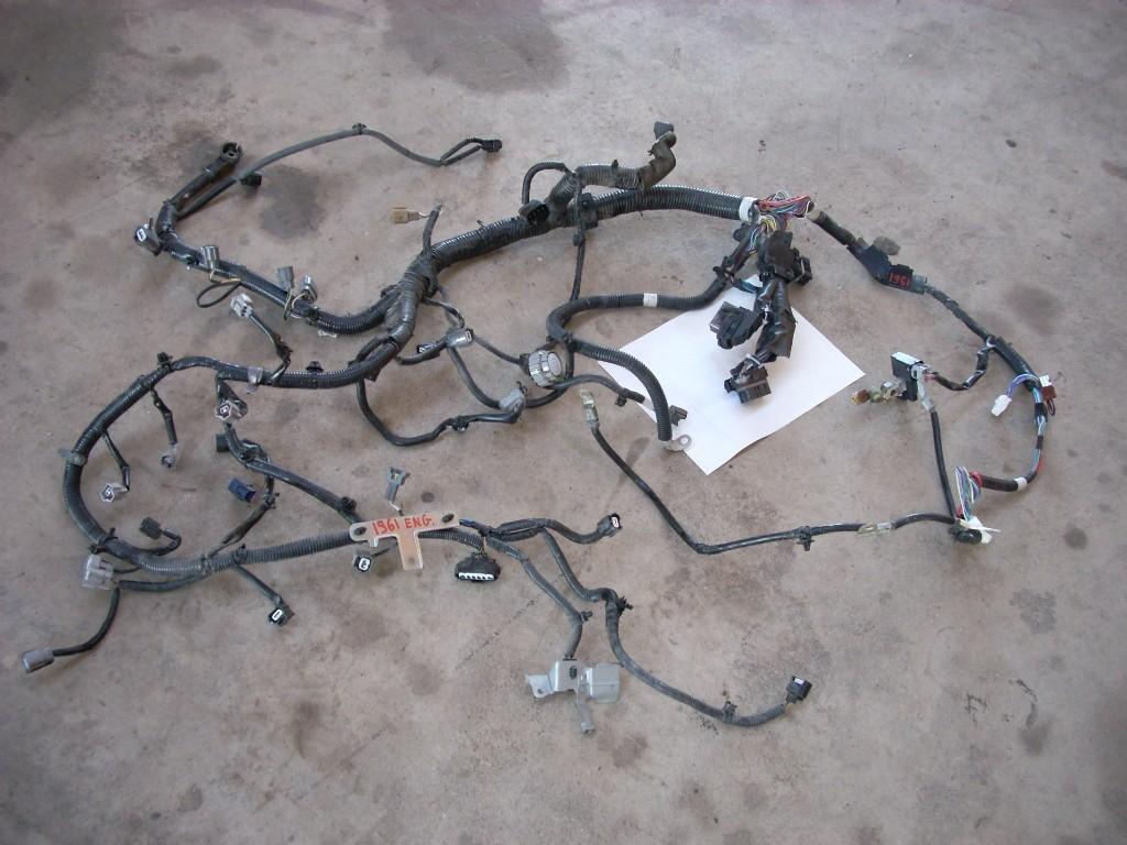 2014 Nissan Altima Engine Wiring Harness And 15 Similar Items Versa 240113ta0b Genuine Oem