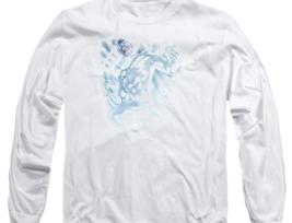 Green Lantern White Lantern Sinestro DC Comics long sleeve graphic t-shirt GL237 image 2