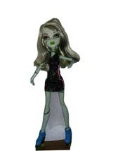 Monster High 2011 Rouleau Maze Frankie Stein Roller Derby Skates Doll Dr... - $24.75