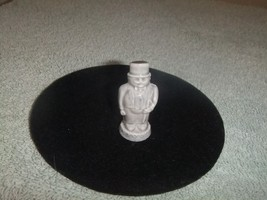 Wade Pottery Whimsies Signed England Gray Circus Ringmaster  #15 - $6.35