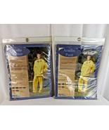 Red Ledge Navy Blue Acadia Rain Suit - Pant & Jacket - Sz Large Mens - New  - $49.99