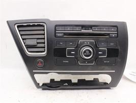RADIO Honda Civic 2013 13 2014 14 2015 15 39100TR3A314 938145 - $66.15