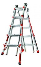 Little Giant Ladder Systems 12022-801 Revolution M22 With Ratcheting Lev... - $730.85