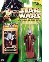 Hasbro Star Wars Power Of The Jedi Mas Amedda Action Figure - $4.94