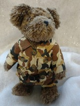 "Boyds Bears Collection USA Military 2005 Plush Bear 9"" - $19.49"