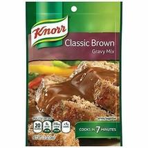 Knorr Gravy MixClassic Brown (12x1.2Oz) - $25.68