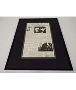 New York Times Dec 9 1987 Framed 16x20 Front Page Poster Reagan Gorbache... - $79.19