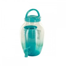 Beverage Dispenser Set With Cups OL416 - $40.12
