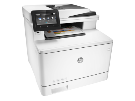 Hp m477nfw