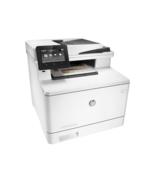 HP LJ M477FNW  ALL n One Color Printer CF377A  (REFURBISHED) Like NEW - $350.00