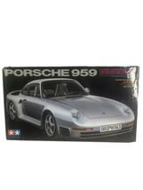Tamiya 24065a 1/24 Scale Porsche 959 RARE New In Box Car Model Kit SHIPS... - $52.91