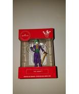 Hallmark ornament the joker dc comics stocking stuffer new in box  - $20.95