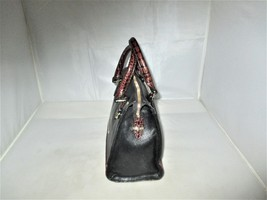 Brahmin Tuscan Tri-Texture Anywhere Convertible Satchel, Shoulder Bag,Tote $255 image 8